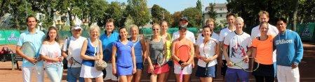 Clubmeisterschaften Mixed Doppel